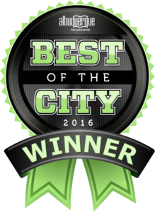 Albuquerque Florist, Best of the City 2016