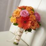 Wedding flower glossary: Nosegay